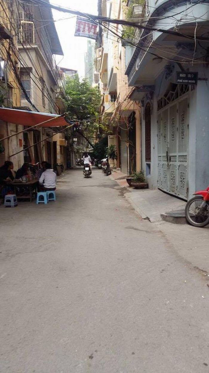 Quá rẻ chỉ 2.25 tỷ có ngay nhà 6 tầng Sổ đỏ CC, Ngõ rộng thông thoáng tại Hà Nội (miễn TG)