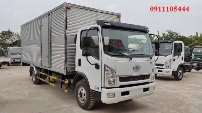 Faw 6T sản xuất năm 2017 Số tay (số sàn) Xe tải động cơ Dầu diesel