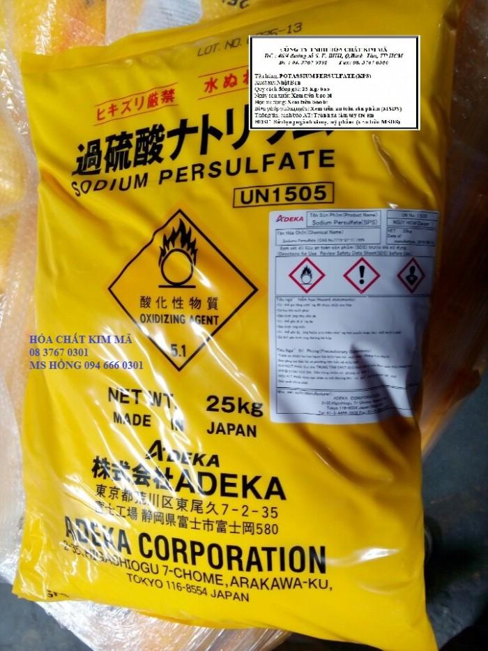 SPS - ADEKA (hóa chất xi mạ Nhật Bản)0