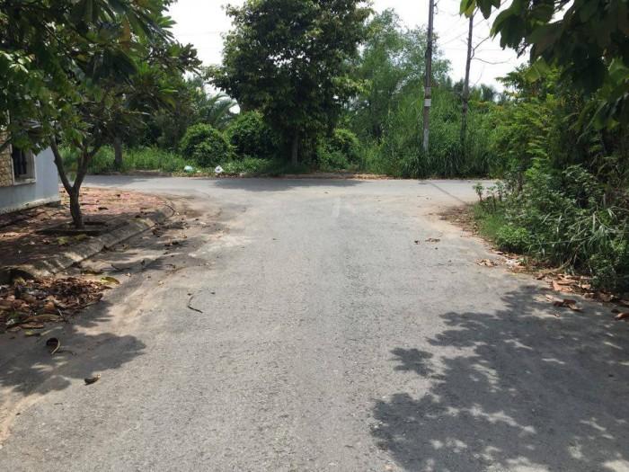 Bán đất khu dân cư Sông Đà - Lô góc 2 mặt tiền giá 25tr/m2 DT 345m2(23x15)