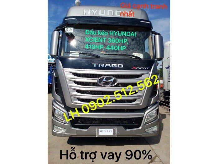 Hyundai xcient công ty ô tô sài gòn