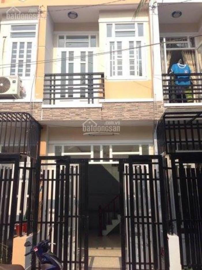 Nhà mới 100% 42m2 giá chỉ 570tr tại P.Thạnh Xuân 25,Q.12,TPHCM