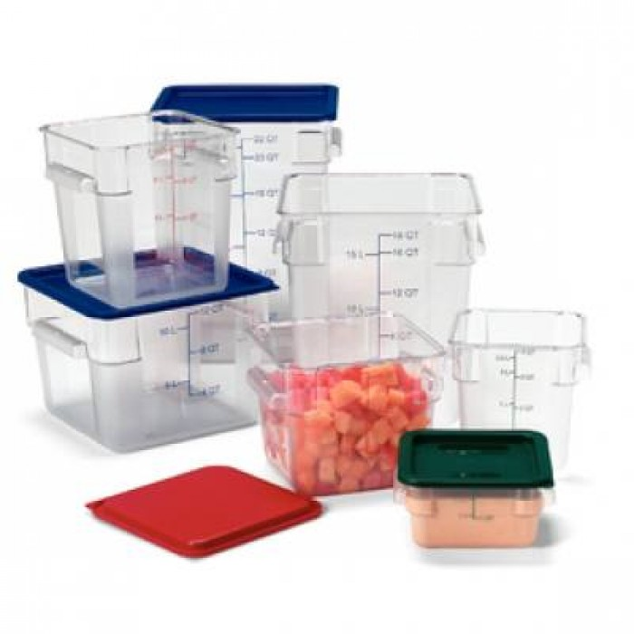 Industrial Food Container : Hộp đựng thực phẩm carlisle usa tại chefstore mới
