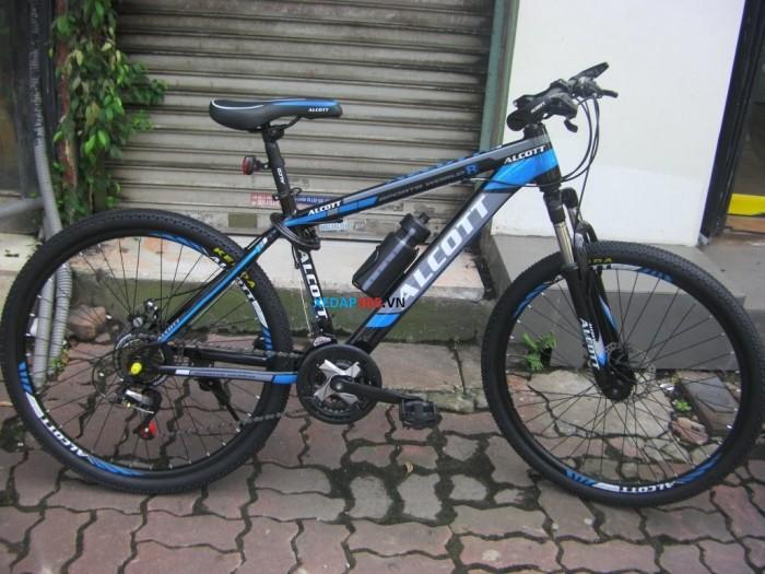 Xe đạp thể thao giá rẻ ALCOTT 26 khung thép không mối hàn 3