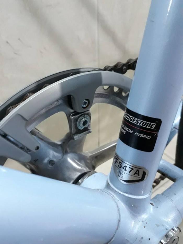 Xe đạp touring BRIGESTONE radac (Japan),like new,cổ điển