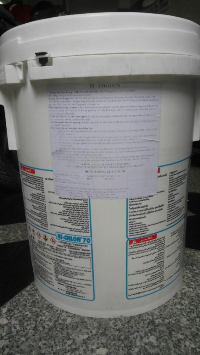 Niclon 70-G ( Chlorine 70 - Nhật Bản)0