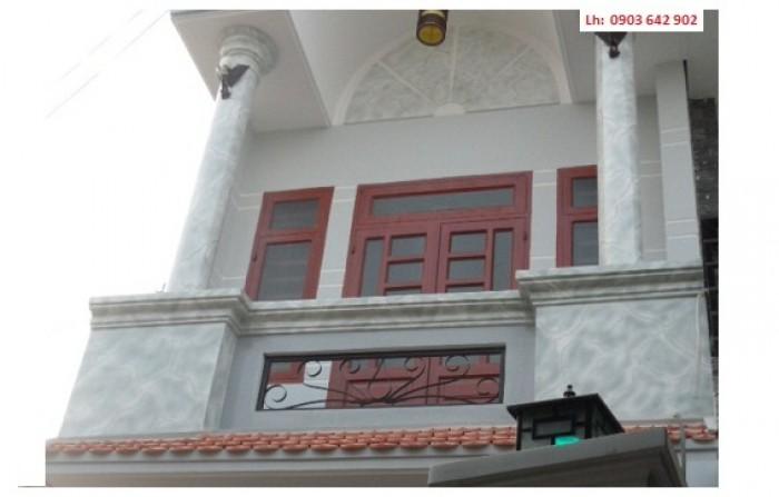Bán nhà 2 MT đường Võ Văn Tần. Quận 3, DT: 4.5x14m, trệt 4 lầu, giá 18.5tỷ