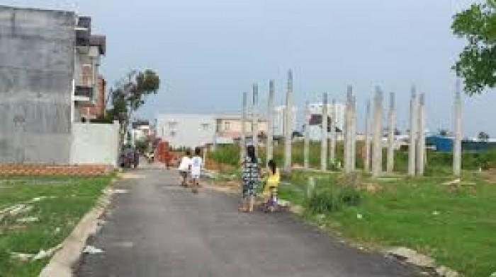 Đất thổ cư giá rẻ tại KCN MỚi ,giá 189 Triệu/nền, cách QL22 1km