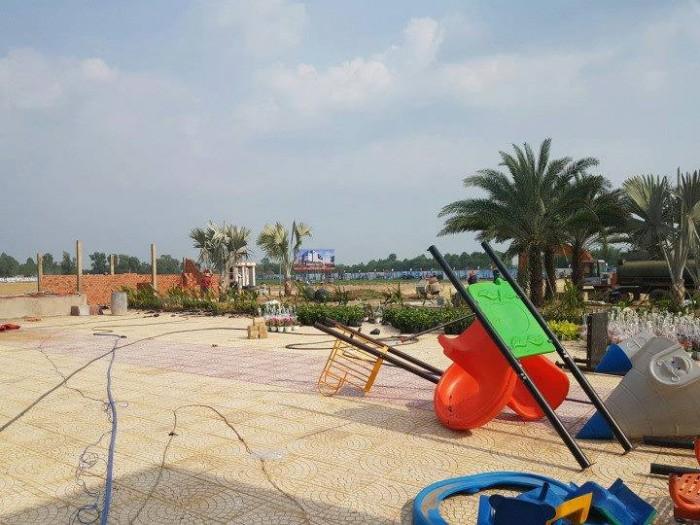 Bán Đất thổ cư Q9, MT đường Nguyễn Xiển, 5x18, sổ riêng giá chỉ 279TR.