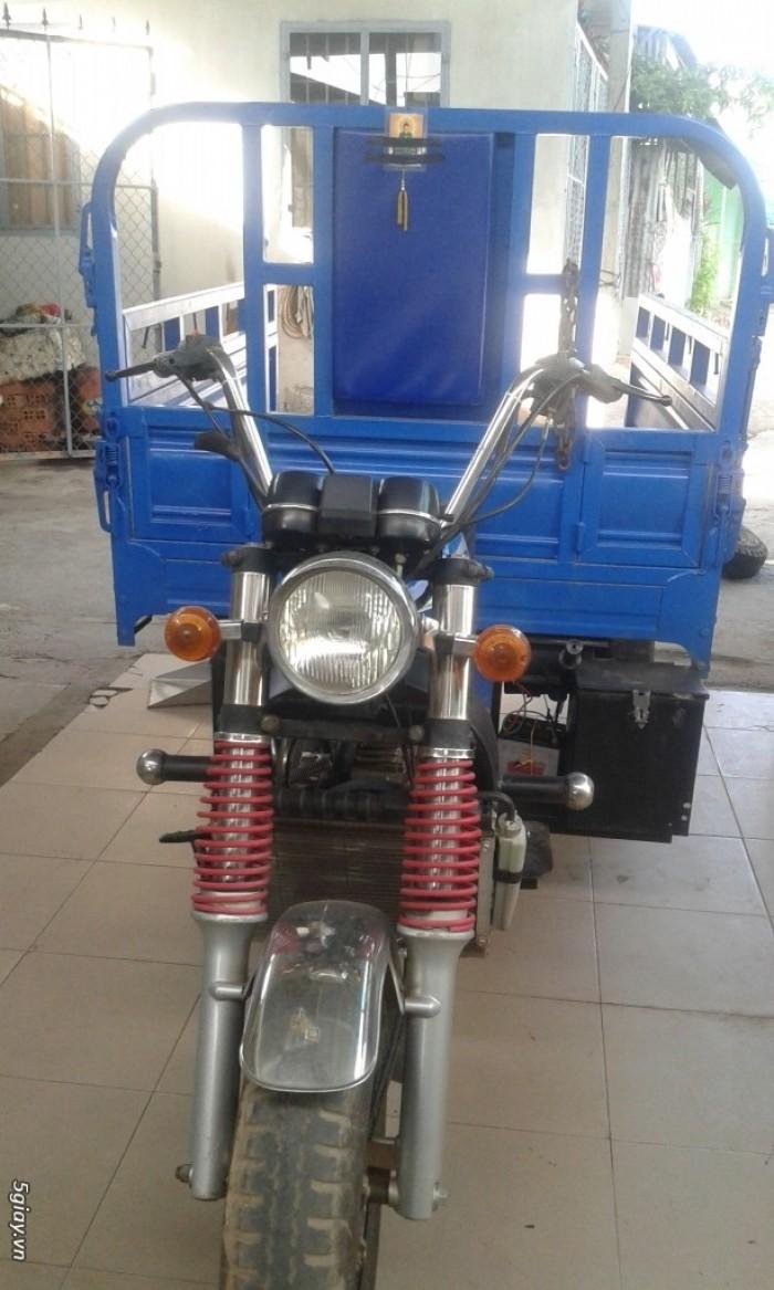 Xe 3 bánh máy Hoa Lâm (có Xe Mới và Cũ)