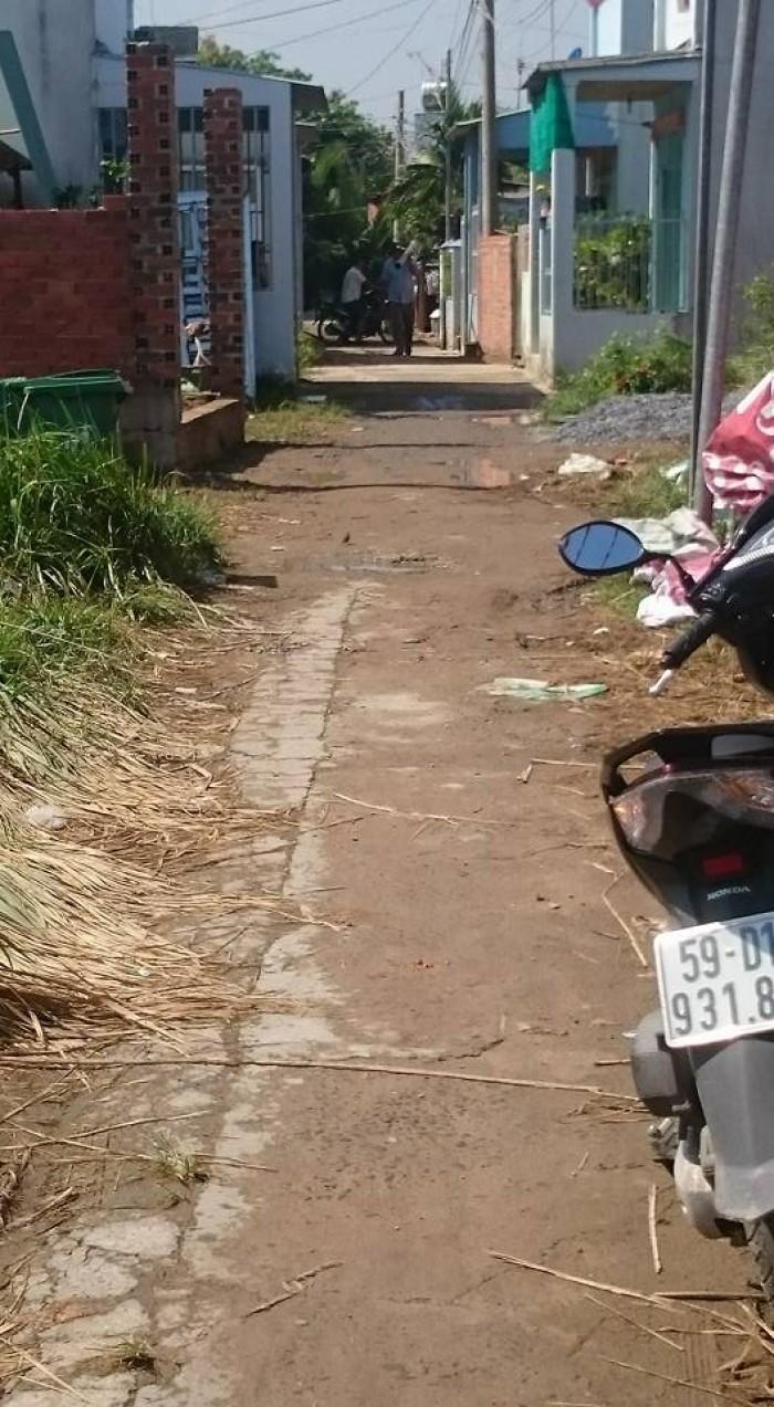 Đất xã Đại Phước chính chủ 100m2 cách phà cát lái 2,2km2