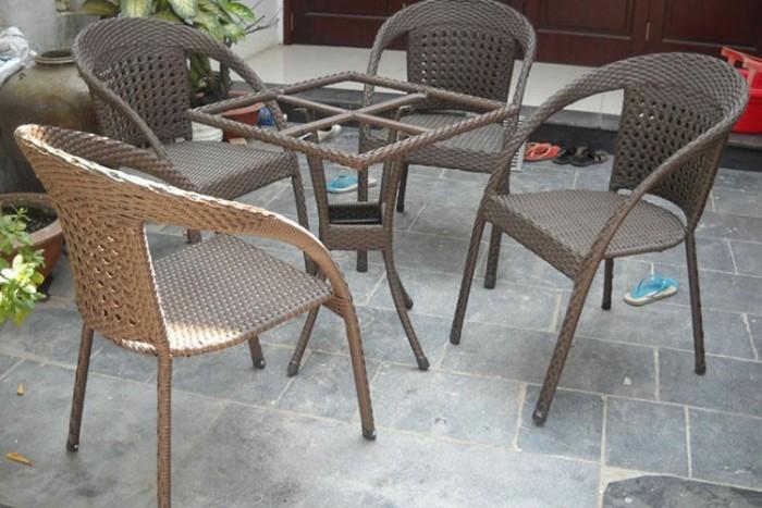 cần thanh lý gấp bàn ghế cafe giá rẻ nhất2