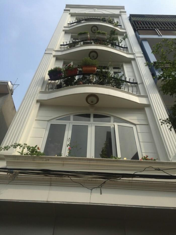 Bán liền kề Ngô Thì Nhậm-Hà Đông (48m2-5 tầng) oto đậu cửa, kinh doanh tốt. giá 5,9 tỷ