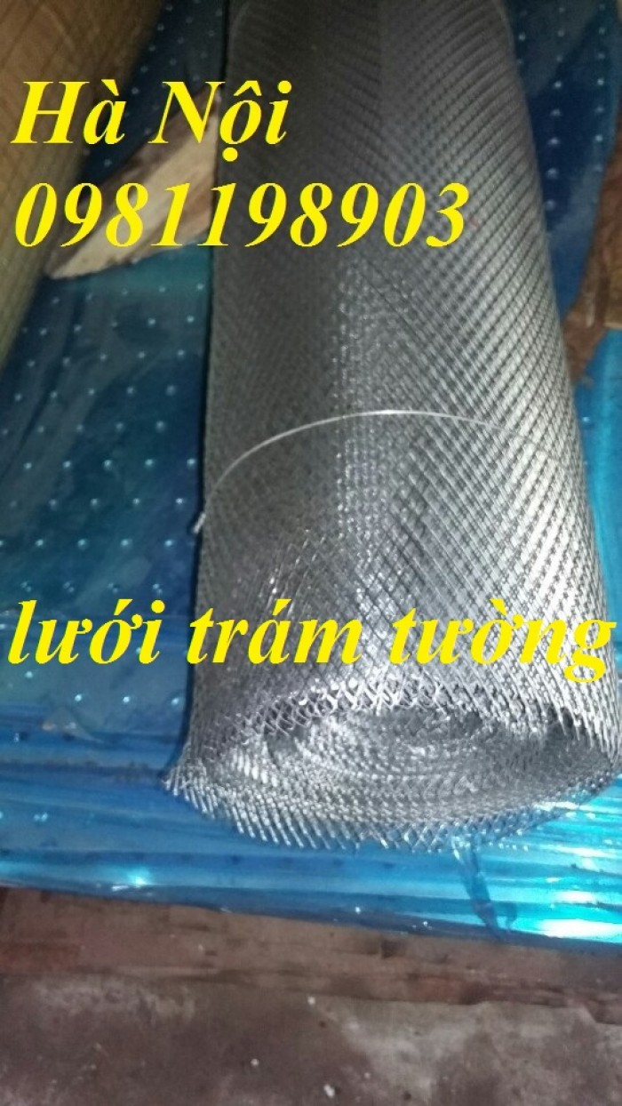 luoi tram tret tuong