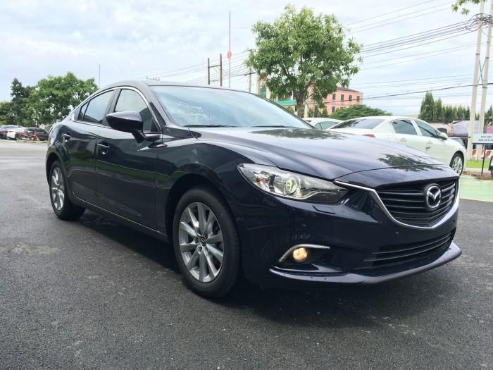 Mazda 6 2.0 FL Base  2018 Mazda Bình Dương có nhiều màu đẹp , hỗ trợ vay 85%, giao xe liền và nhiều quà tặng