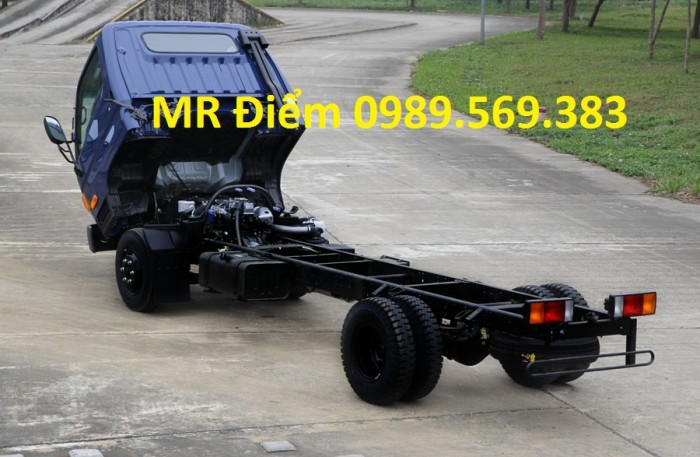 Hyundai HD88 Số tay (số sàn) Xe tải động cơ Dầu diesel