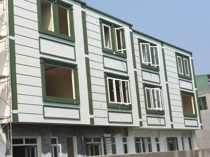 Bán nhà 3 tầng xây mới ngõ 646 Thiên Lôi-Lê Chân-Hải Phòng