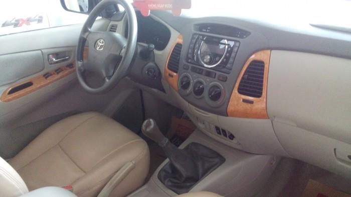 Bán xe Innova phiên bản GSR 2010, số sàn