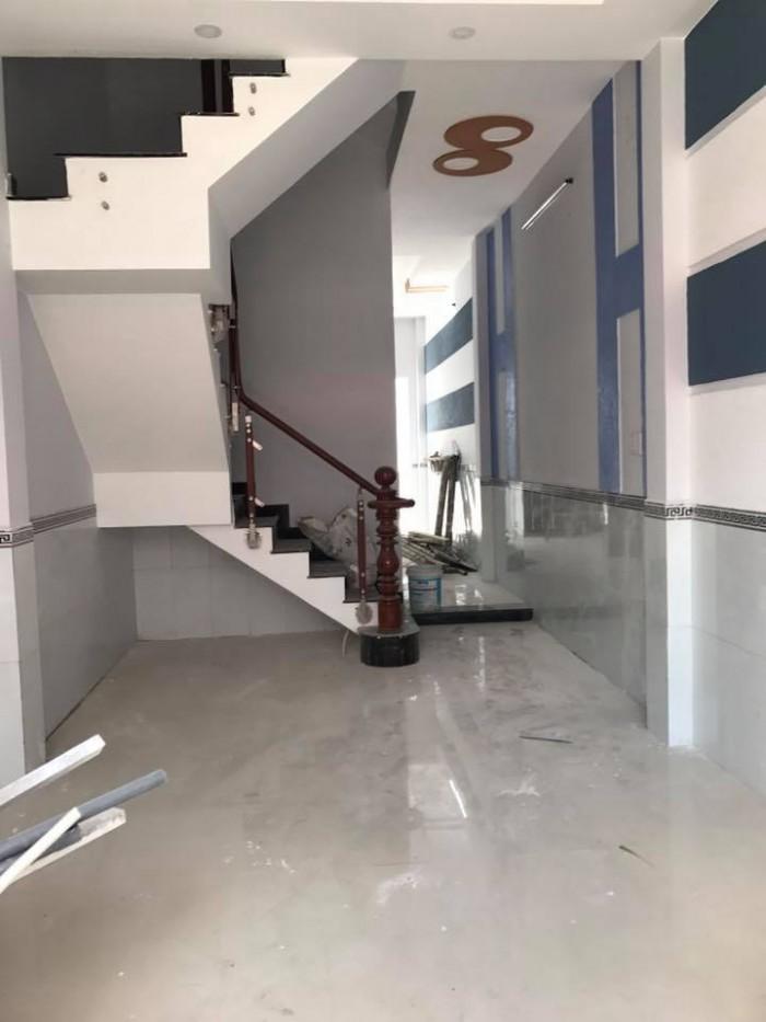Nhà mới 2 lầu Bến Phú Định Phường 16 Quận 8