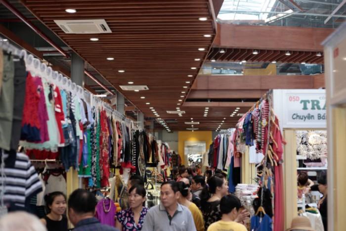 Mở bán shop và kiot mặt tiền Nguyễn Lương Bằng Quận 7