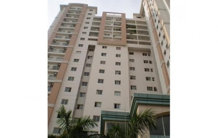 Cần bán gấp căn hộ Ruby Land -Q.Tân Phú, Dt 116m2, 3 phòng ngủ, đầy đủ nội thất, nhà đẹp, giá 2 tỷ