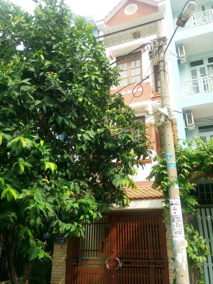 Bán nhà đẹp đường số 3 khu Tên Lửa ,phường BTĐ B . - DT : 4x20 1 trệt 4 lầu