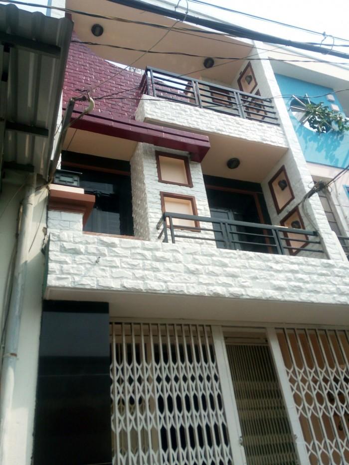 9 Bán nhà đường 57C khu tên lửa  phường Tân Tạo .BT .DT 5x25m