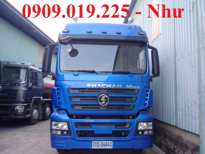 Xe tải 4 chân SHACMAN mới 100% nhập khẩu nguyên chiếc