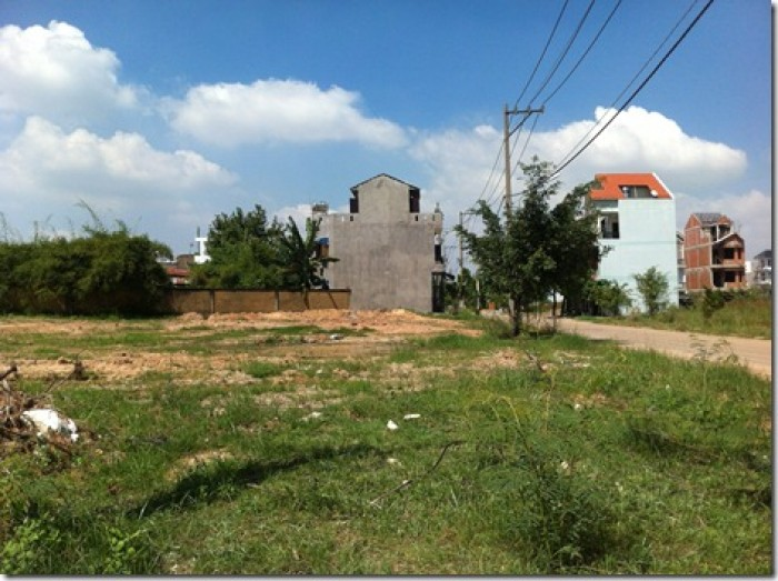 Bán đất ấp 4 xã long hậu, 100m2, hẻm 4m, SHR giá 720 triệu.
