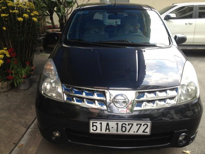 Bán Xe Nissan Grand Livina