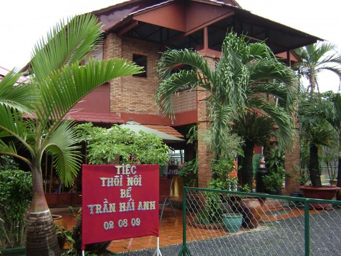Cho thuê nhà số 124 Bàu Cát 1 P14 P.Tân Bình