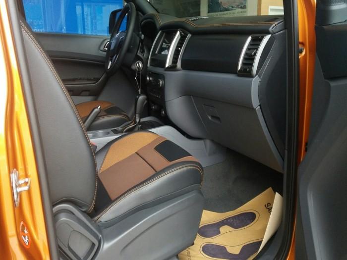 Ford Ranger Wildtrak 2.0L 4x4 AT