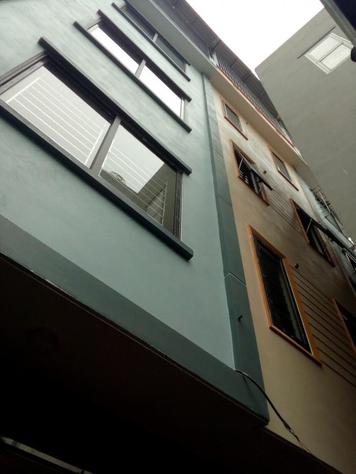 Bán căn nhà 33m2*4 tầng về ở ngay Mậu Lương- Đa sĩ- Kiến Hưng. giá 1,5 tỷ.