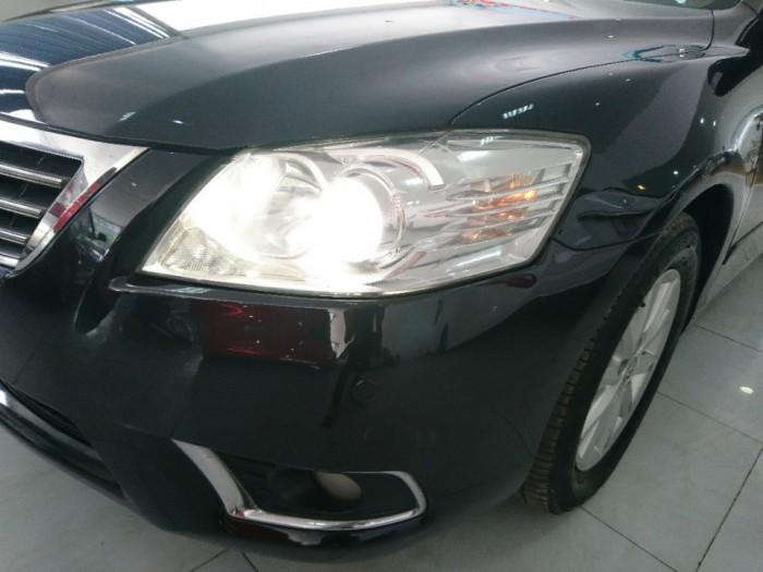 Toyota Camry 2.4G 2010 màu đen 2