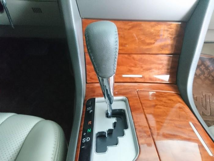 Toyota Camry 2.4G 2010 màu đen 4