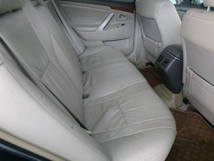 Toyota Camry 2.4G 2010 màu đen 7
