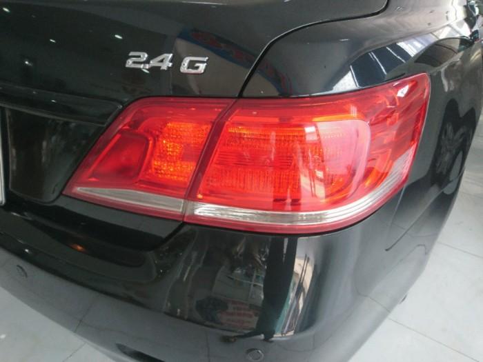 Toyota Camry 2.4G 2010 màu đen 8