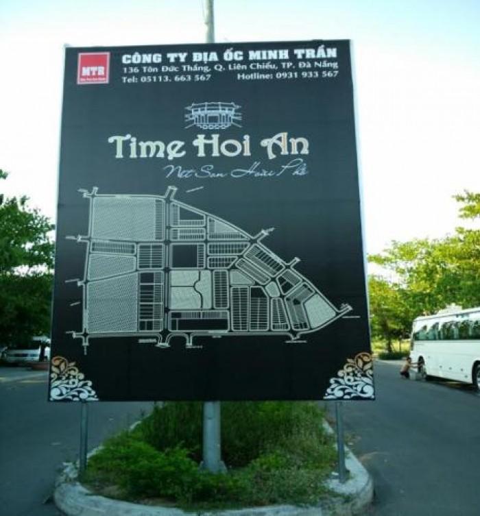 Mở bán 10 nền đất khu phức hợp khách sạn 5* ngay trung tâm Phố cổ Hội An