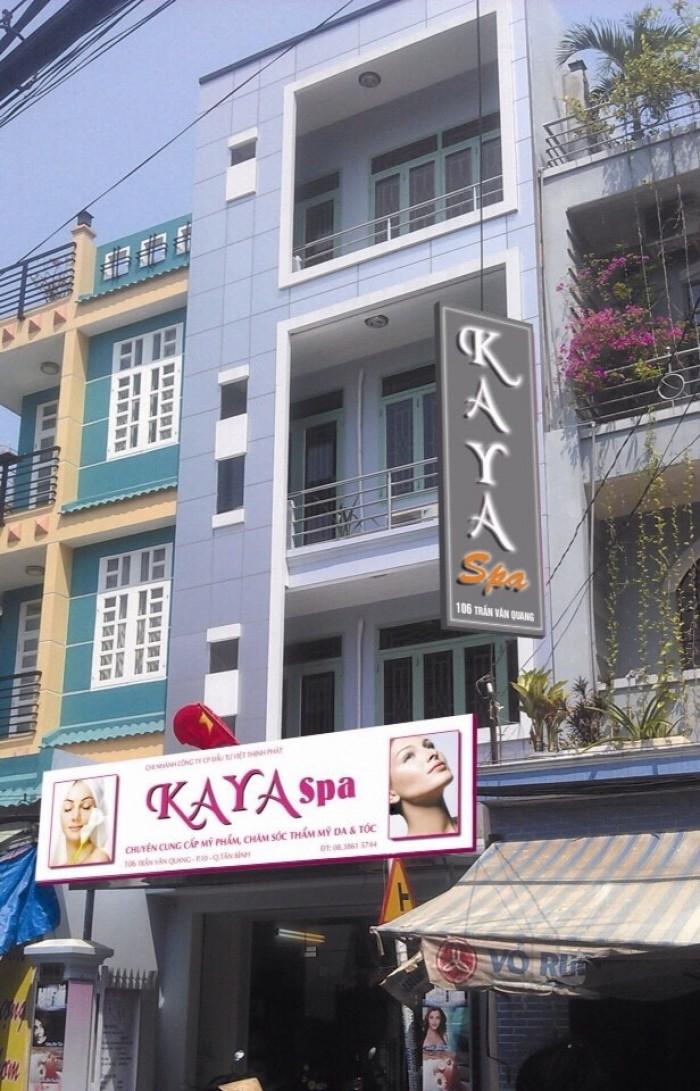 Kẹt tiền bán gấp nhà 1T 3 Lầu, Đường Trần Văn Quang, quận Tân Bình