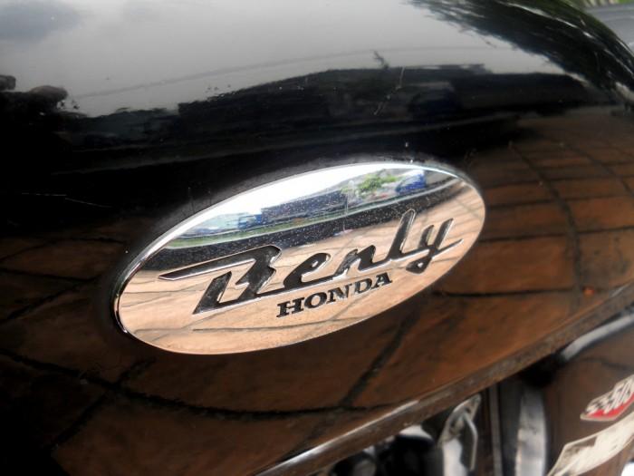 Bán xe CD Benly 50S 1998 zin  nguyên chiếc ĐK: CD50 – 120598 giá 36tr 2