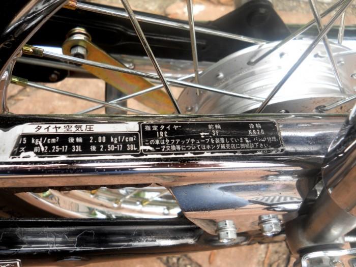 Bán xe CD Benly 50S 1998 zin  nguyên chiếc ĐK: CD50 – 120598 giá 36tr 4