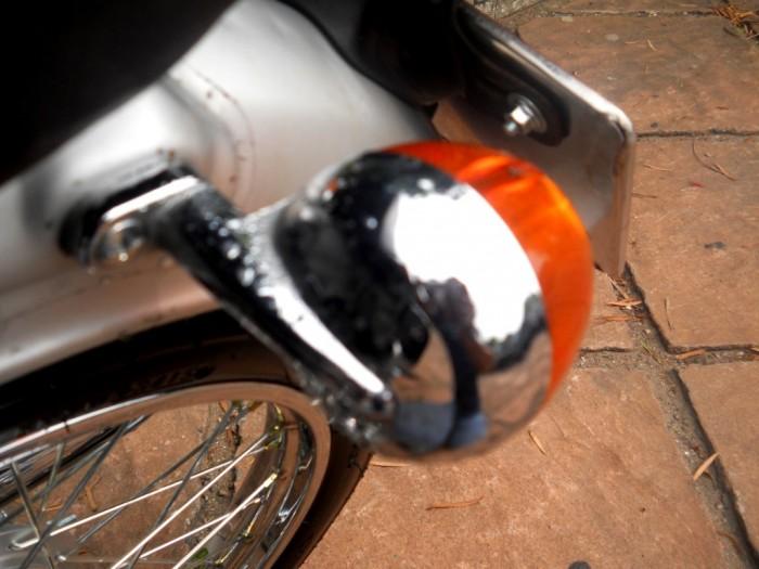 Bán xe CD Benly 50S 1998 zin  nguyên chiếc ĐK: CD50 – 120598 giá 36tr 6