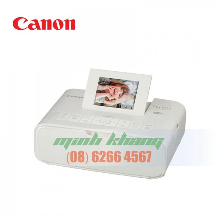 Máy in ảnh cá nhân Canon Selphy Cp1200 giá rẻ hcm   Minh Khang JSC1
