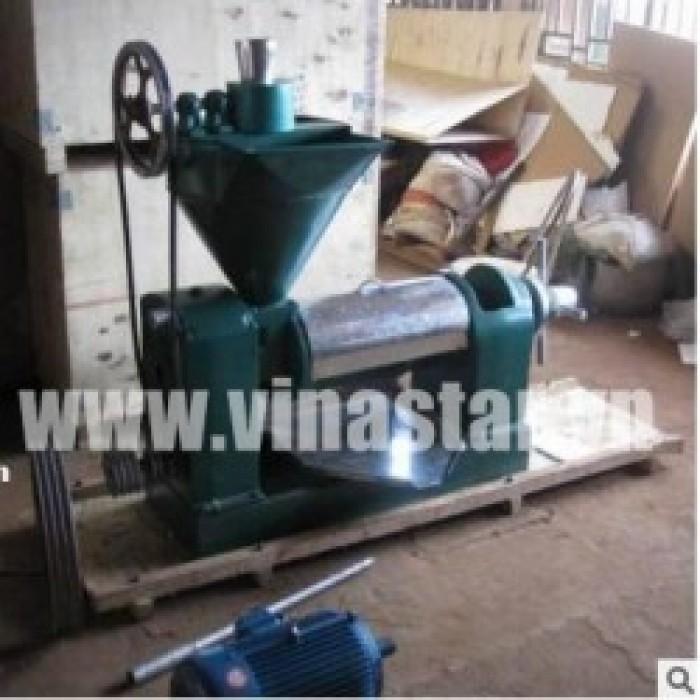 Máy ép dầu công nghiệp giá rẻ, dây chuyền máy ép dầu công suất lớn tại Hà Nội1