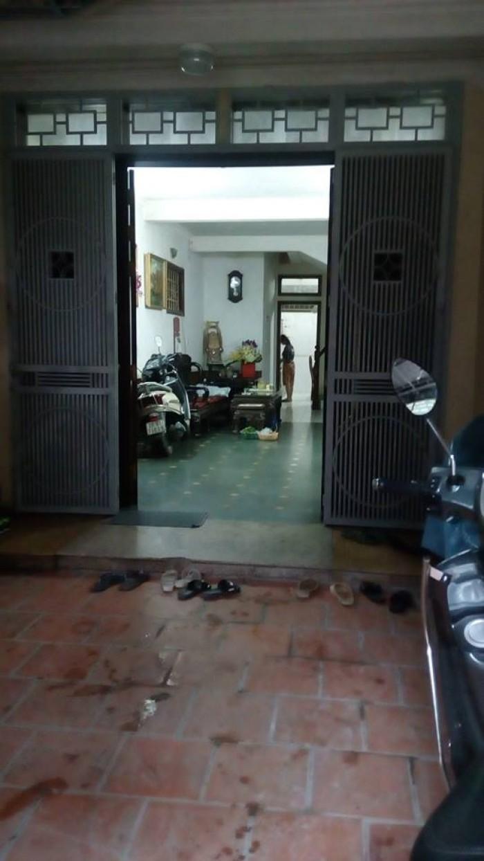 RẺ! Nhà 3 tầng Phan Văn Trị 30m ô tô cách 30m