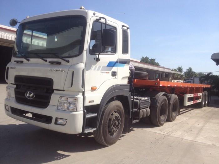 Xe Huynhdai HD700 tải trọng hơn 60 tấn – Huynhdai Miền Nam nhập khẩu