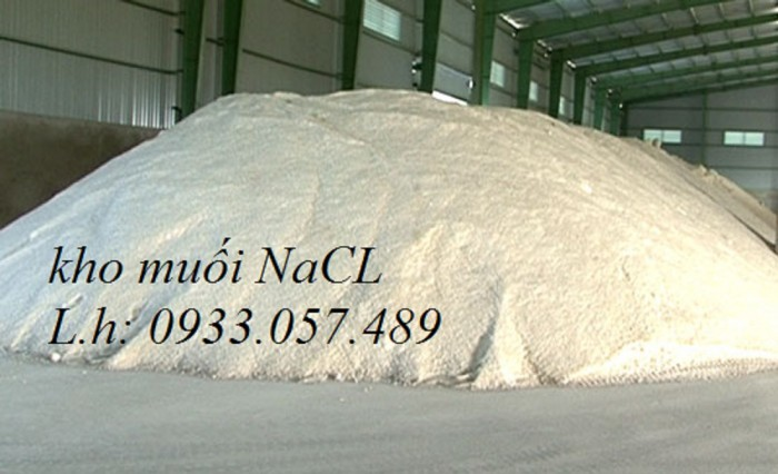 Muối công nghiệp NaCL3