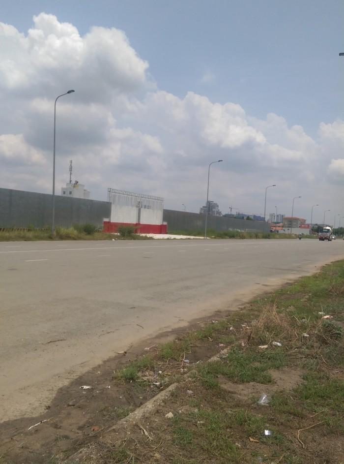 Bán 3 hec ta đất sau lưng UBND Q2 gần bệnh viện Phúc An Khang