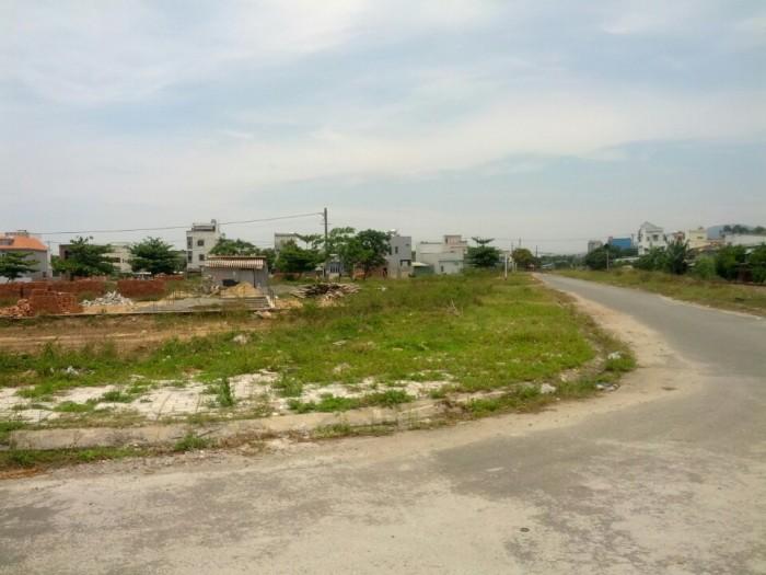 Đất 2 mặt tiền, đường Phan Văn Trường, Hòa Khánh