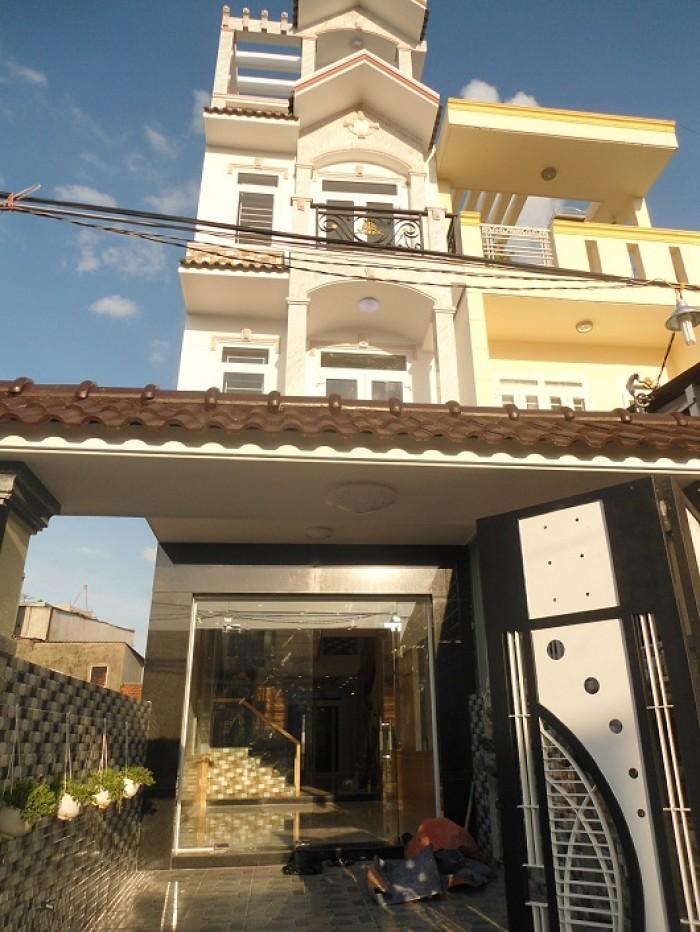 Bán building MT Điện Biên Phủ góc Nam Kỳ Khởi Nghĩa. P6.Q3 - Dt: 6.2 x 22m  Giá 34.5tỷ